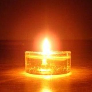 我愿是你窗台的一捧烛光(配乐诗歌)