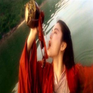 只想和你唱笑傲江湖到天亮