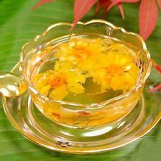 健康快车——菊花茶,喝对了才养生