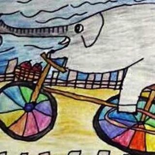 【32 大象骑自行车】在线收听_小彤讲故事_荔枝fm