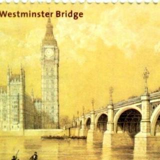 【朗诵】《威斯敏斯特桥上》(伦敦奥运会闭幕式)