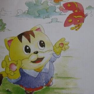 小猫泥工步骤图
