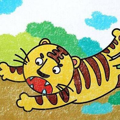 【會打鳴兒的大老虎】在線收聽_兒童睡前故事_荔枝fm
