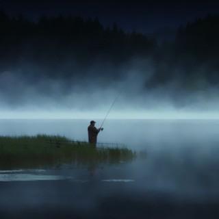 微信钓鱼图片素材