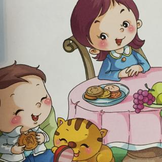 中秋节为什么要吃月饼图片