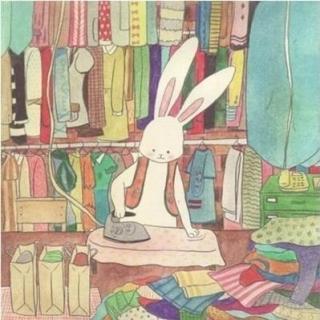 🍭【兔友】遥远的她——鸦先生