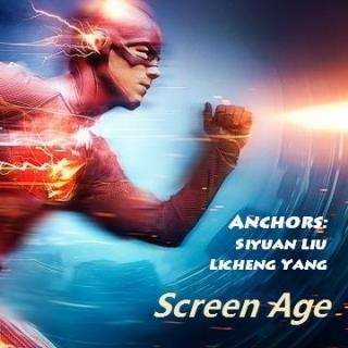 May. 08, 2015 #Screen Age# The Flash 闪电侠