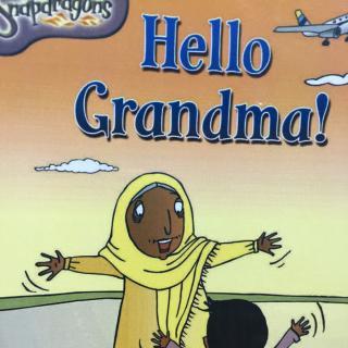 牛津阅���$_牛津阅读树1-09 hello grandma!