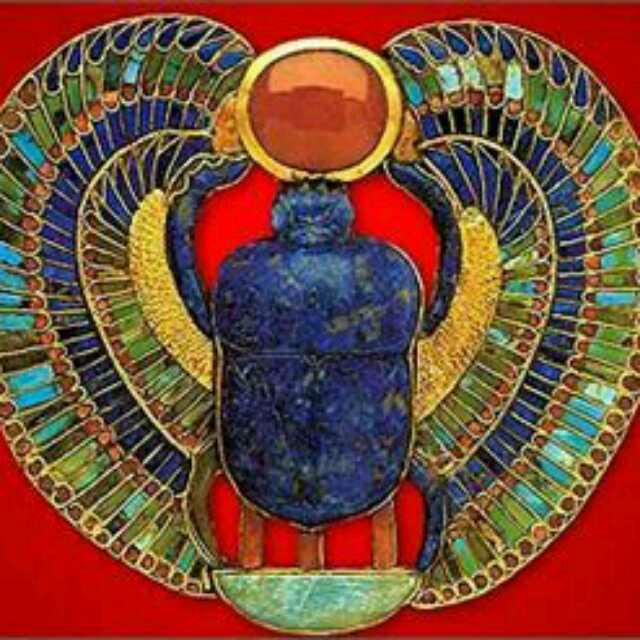 埃及亡灵书:向太阳礼赞