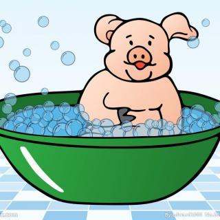 微信头像动物可爱小猪猪