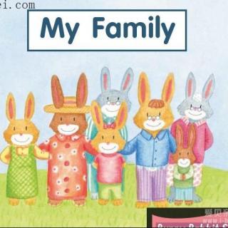 【myfamily】在线收听_芒果儿童英语_荔枝fm