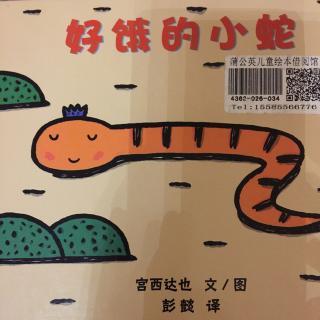 绘本故事:好饿的小蛇