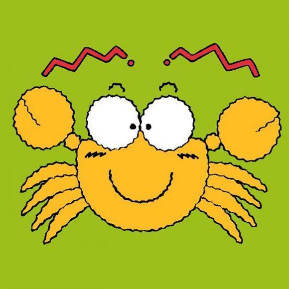 【可爱的动物】vol.4:螃蟹为什么横着走?