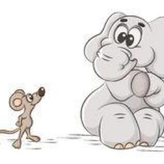 【小鱼姐姐讲故事】29小老鼠和大象
