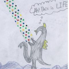 Fur Dart 2 - Cloud of Life