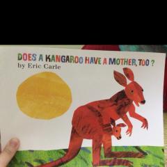第十二期 Does a kangaroo have a mother,too?