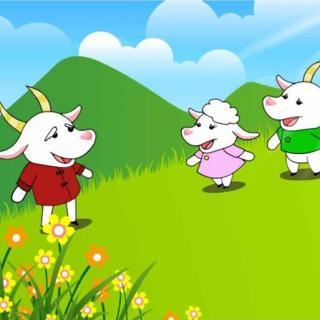 羊图片大全可爱头像三