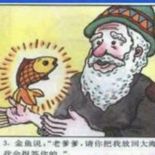 【农夫和金鱼_小彩虹】在线收听_金宝的童话