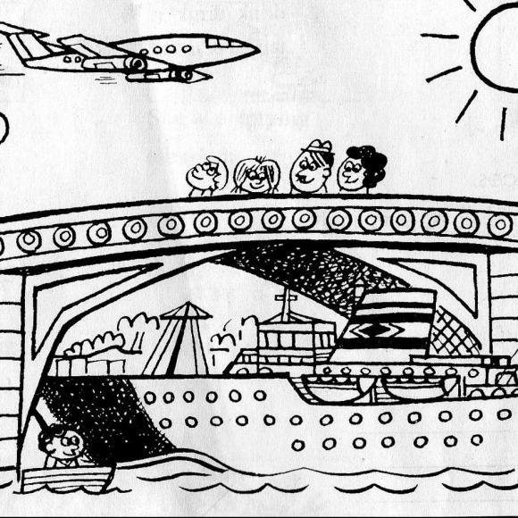 关于飞机的英语词汇