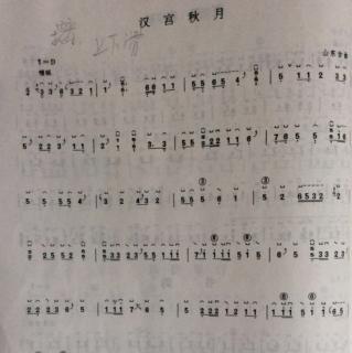 【20151009094949汉宫秋月0】在线收听_婷麻古筝书法