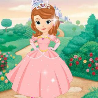 386. 小公主苏菲亚-万圣节服装秀