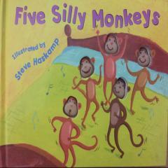 Five Silly Monkeys