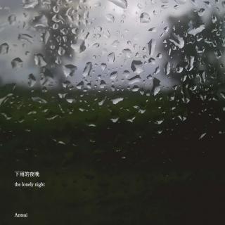 翻唱[下雨的夜晚]