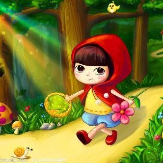 音梦故事城堡vol.22 小红帽图片