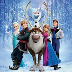 【电影原声】冰雪奇缘 Frozen - Part 1