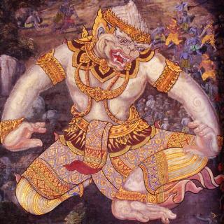 【印度民间故事】神猴哈努曼