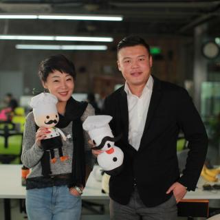 《婷婷创立》第22集 好厨师创始人徐志岩