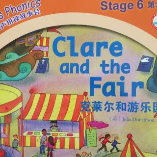 20151206 Tony Clare and the Fair