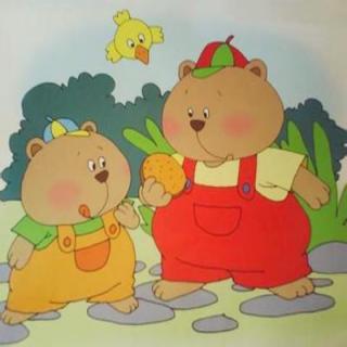 「第3期」两只笨狗熊
