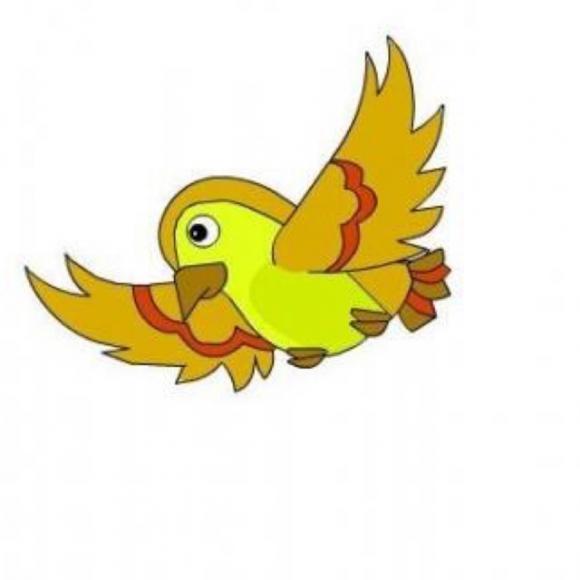 练沛琪--小鸟飞翔