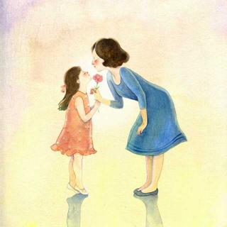 何梓毓:妈妈的眼睛