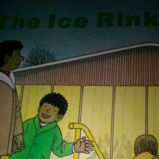牛津阅读树3-4The lce Rink