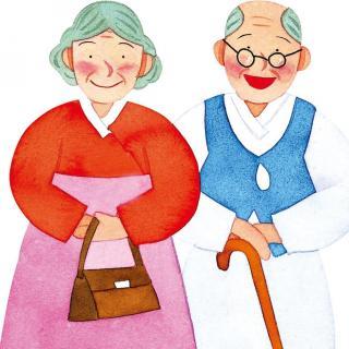 介绍:                              一对热情有爱的老夫妻图片