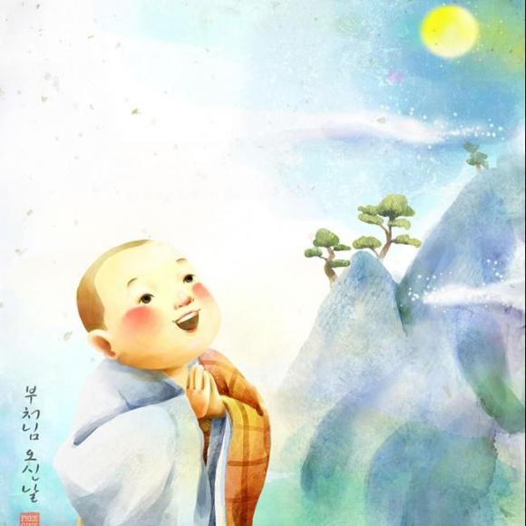 童话-小和尚念经(新美南吉)