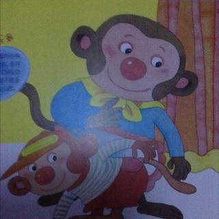 小猴子上幼儿园