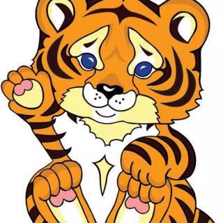 小老虎的牙齿
