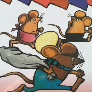 老鼠全家运动会 (英语)