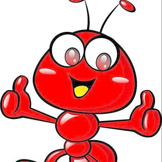 【听众投稿】小蚂蚁大力气图片