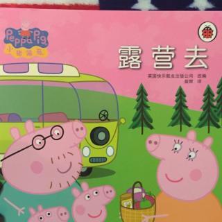 【【睡前故事】小猪佩奇系列之露营去】在线收听_糖豆