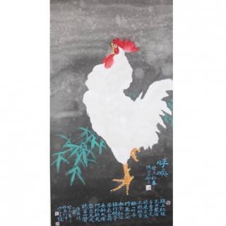 【【幼儿学古诗词】画鸡】在线收听_小听童_荔枝fm