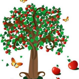 英文儿歌1苹果树apple