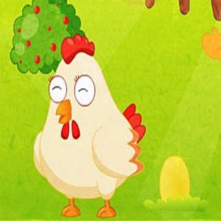 母鸡图片卡通图片