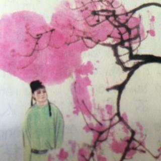 古诗诵读巜大林寺桃花》图片