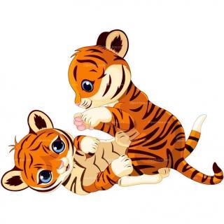 两只老虎新唱