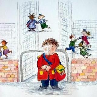 小树之家有声绘本 -《小阿力的大学校》