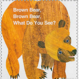 Stone姐姐讲故事——《Brown bear,brown bear,what do you see?》